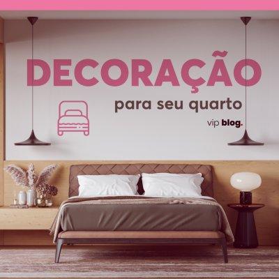 Qual estilo de decoração de quarto devo escolher?