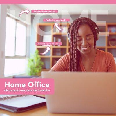 Como montar seu home office