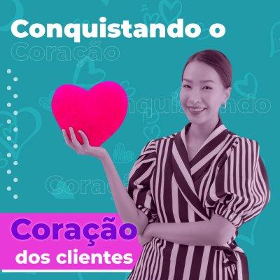 Como conquistar o coração dos seus clientes