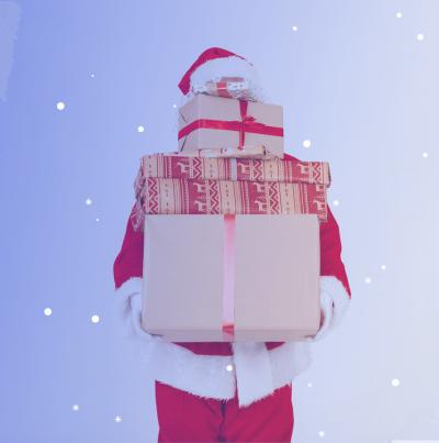 Antecipe suas compras de Natal!
