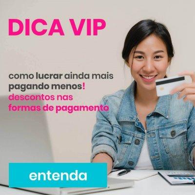 Dica VIP: Como lucrar ainda mais!